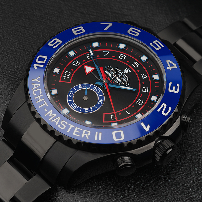 Red Yacht-Master II