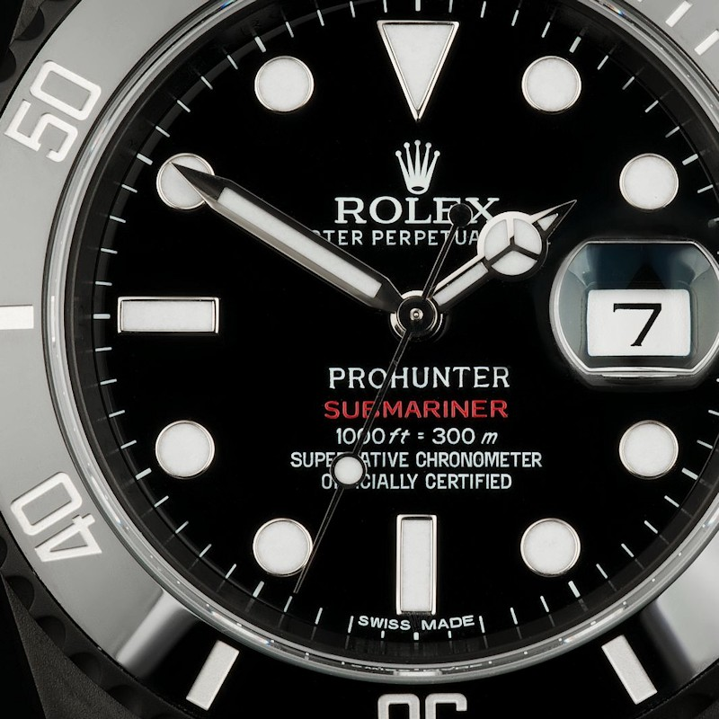 Stealth Submariner Date